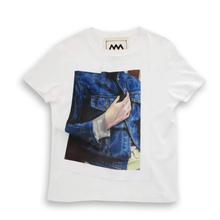 Denim Photo Graphic T