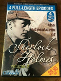 The Adventures of Sherlock Holmes Volume 3  DVD, Deadly Prophecy, Harry Crocker