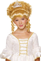 Child Charming Princess Wig, Blonde