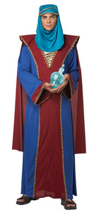 Balthasar Wise Man Costume, Three Kings - Nevermore Costumes