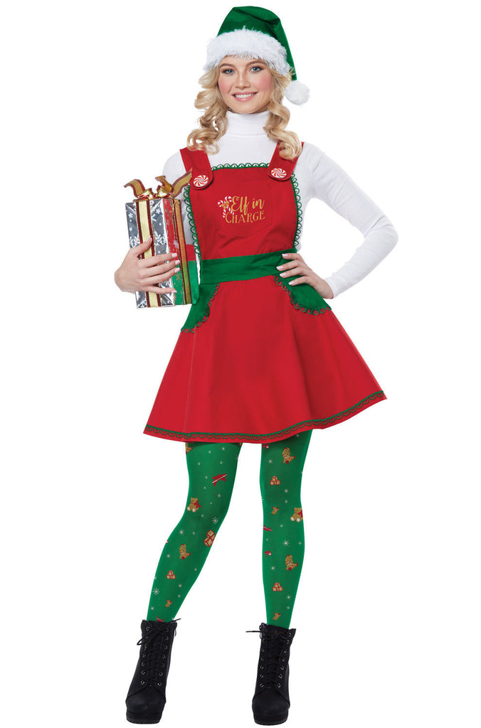Elf in Charge Costume - Nevermore Costumes