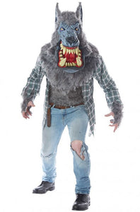 Monster Wolf Costume, Super Werewolf - Nevermore Costumes