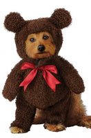 Sweet Teddy Bear Pet Costume - Nevermore Costumes