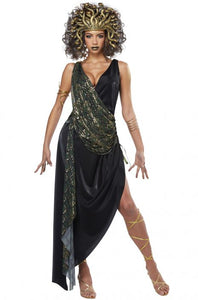 Women's Sedusa Costume, Sexy Medusa of Greek Mythology - Nevermore Costumes