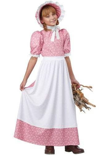 Early American Girl Costume - Nevermore Costumes