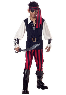 Child Cutthroat Pirate Costume - Nevermore Costumes