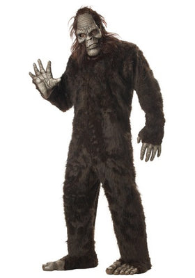 Plus Size Adult Big Foot Costume - Nevermore Costumes