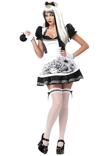 Sexy Dark Alice Costume - Nevermore Costumes