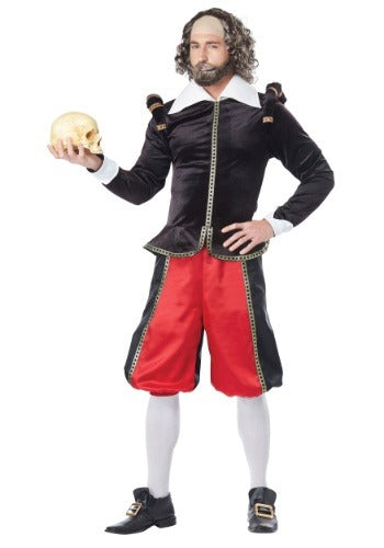 Williams Shakespeare Costume - Nevermore Costumes