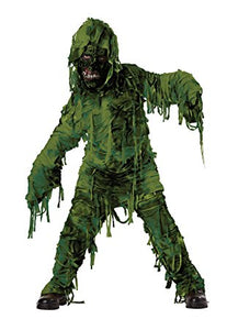 California Costumes Swamp Monster Child Costume - Nevermore Costumes