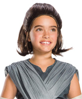 Child Rey The Last Jedi Wig, Star Wars - Nevermore Costumes