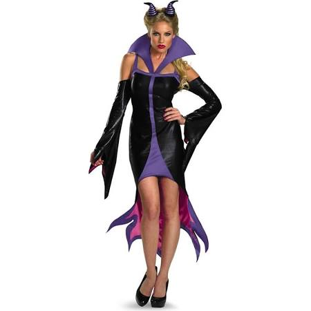 Disney's Vile Villains, Sassy Maleficent Costume - Nevermore Costumes
