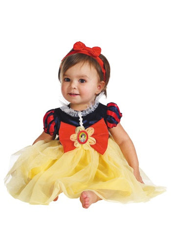 Infant Snow White My  First Disney Costume - Nevermore Costumes
