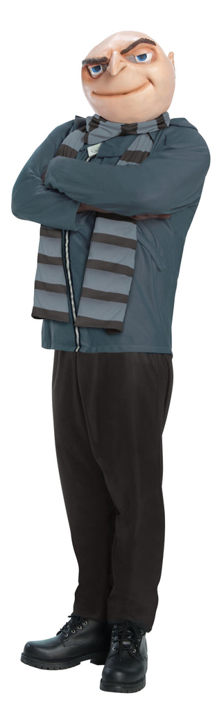 Despicable Me 2 Gru and Mask Costume - Nevermore Costumes