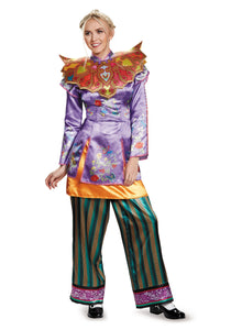 Women's Deluxe Asian Alice Costume, Disney's Through the Looking Glass - Nevermore Costumes