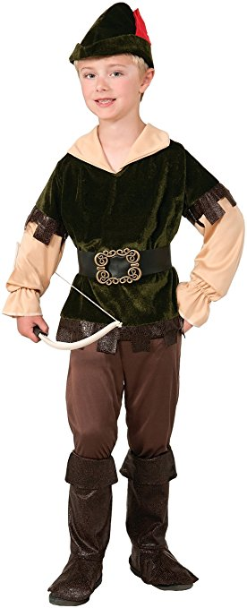Archer Woodsman Costume - Nevermore Costumes