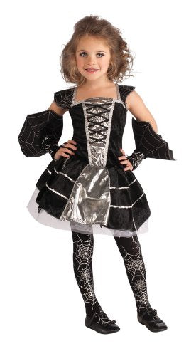 Girl's Spiderella Witch Costume - Nevermore Costumes