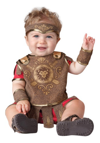 Baby Gladiator Costume - Nevermore Costumes