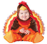 Lil' Gobbler Infant/Toddler Costume, Turkey - Nevermore Costumes