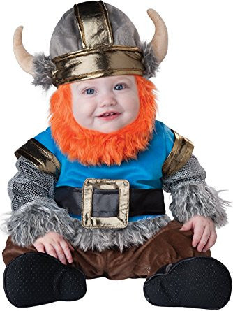 Baby Lil' Viking Costume - Nevermore Costumes