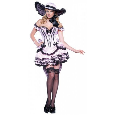 Dixie Darling Costume, Sexy Southern Belle - Nevermore Costumes
