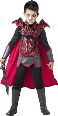 Boys Vampire Knight Undead Warrior Costume - Nevermore Costumes