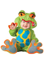 Bably Lil' Froggy Costume - Nevermore Costumes