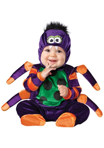 Itsy Bitsy Spider Costume - Nevermore Costumes