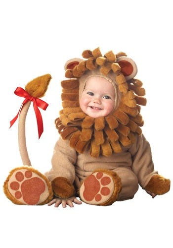 Lil' Lion Cub Costume - Nevermore Costumes