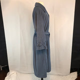 Vintage 1950's Wundamere Blue Womens Coat, Lined