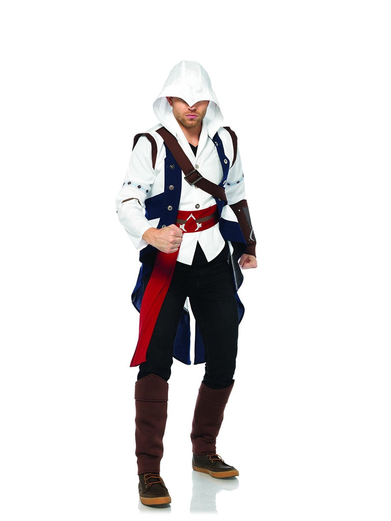 Adult Assassin's Creed Connor Costume - Assassin's Creed III - Nevermore Costumes