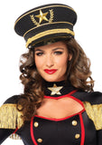 Military General Hat - Nevermore Costumes