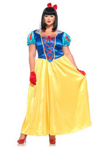 Plus Size Classic Snow White Costume - Nevermore Costumes