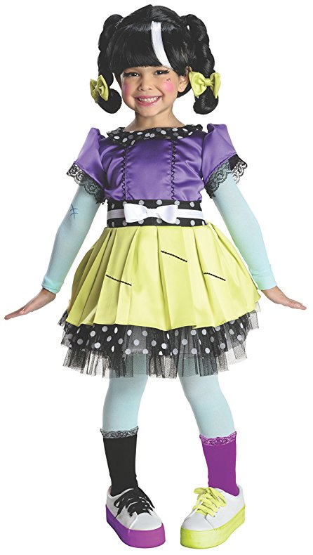 Lalaloopsy Scraps N Sewn Costume - Nevermore Costumes