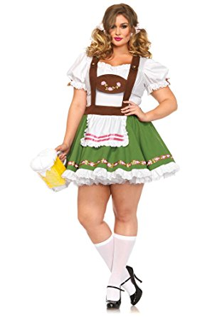 Leg Avenue Women's Oktoberfest Sweetie Costume - Nevermore Costumes
