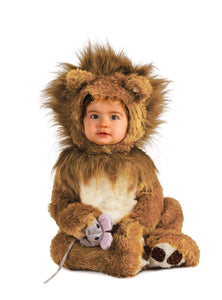 Baby Lion Cub Costume - Nevermore Costumes