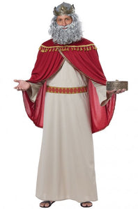 Melchior Wise Man Costume, Three Kings - Nevermore Costumes