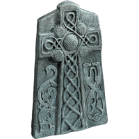 Celtic Cross Tombstone - Nevermore Costumes