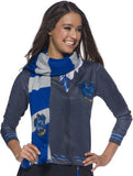 Harry Potter Deluxe Scarf, Ravenclaw Hogwarts House - Nevermore Costumes
