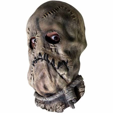 Adult Dark Knight Scarecrow Mask - Nevermore Costumes