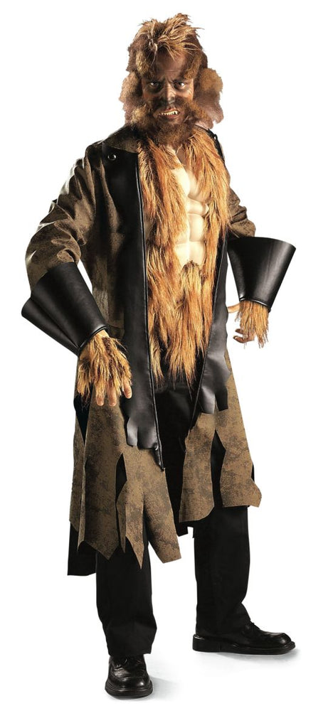 Big Mad Wolf Costume - Nevermore Costumes