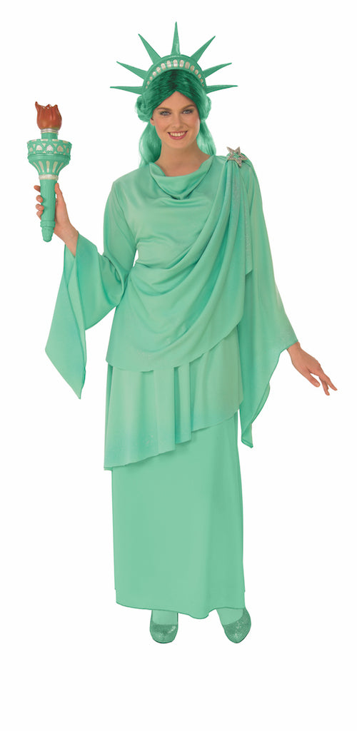 Classic Statue of Liberty Costume - Nevermore Costumes