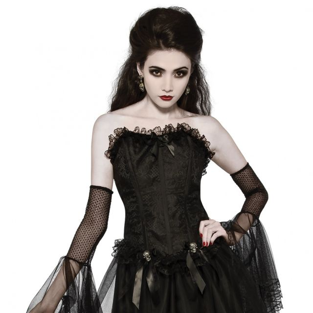 Corset from the Crypt - Nevermore Costumes