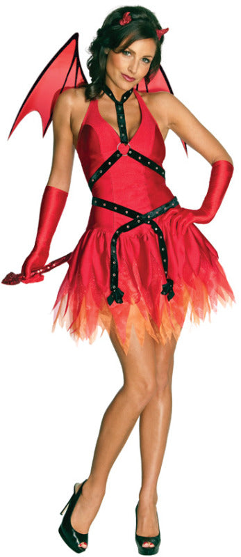 Devilish Desire Devil Costume - Nevermore Costumes
