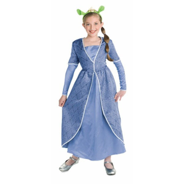 Girls Shrek the Third Princess Fiona Costume - Nevermore Costumes