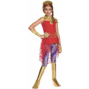 Ever After High, Kids Holly O'Hair Costume - Nevermore Costumes