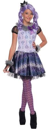 Ever After High, Kids Kitty Cheshire Costume - Nevermore Costumes