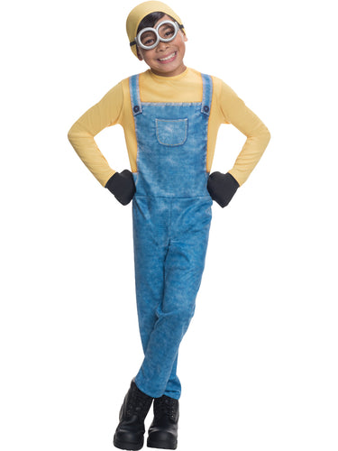 Despicable Me Minion Bob Child Costume - Nevermore Costumes