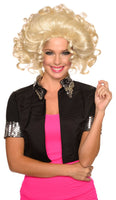 Blonde Patty Melt Beehive Wig - Nevermore Costumes
