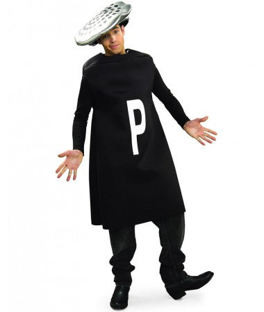 Pepper Shaker Costume - Nevermore Costumes